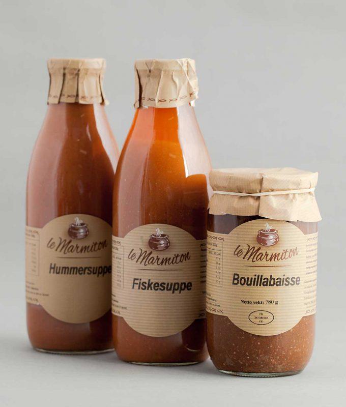tyfidan.com, hummersuppe, fiskesuppe, bouillabaiise